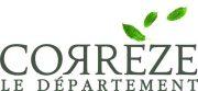 Le logo du département de la Corrèze